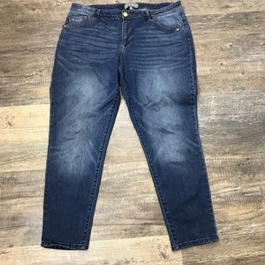 Wit and Wisdom HighRise Skinny Leg Jeans